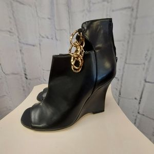Forever 21 Black Shoes Size 7